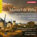 Composer: Ha Line - 【送料無料】 Falla ファリャ / 『三角帽子』、『スペインの庭の夜』、『讃歌』 メナ&BBCフィル、バヴゼ、ロヘンディオ 輸入盤 【CD】