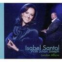 Artist Name: I - 【送料無料】 Isabel Santol / London Affairs 輸入盤 【CD】
