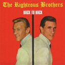 艺人名: R - 【送料無料】 Righteous Brothers / Back To Back 【SHM-CD】