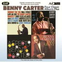 Artist Name: B - Benny Carter ベニーカーター / Four Classic Albums Plus 輸入盤 【CD】