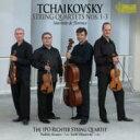 Composer: Ta Line - 【送料無料】 Tchaikovsky チャイコフスキー / 弦楽四重奏曲第1番〜第3番、『フィレンツェの思い出』 イスラエル・フィル・リヒター弦楽四重奏団、ラトゥシュ、ミハノフスキー(2CD) 輸入盤 【CD】
