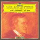 作曲家名: Wa行 - Wagner ワーグナー / 序曲、前奏曲集 ベーム&ウィーン・フィル 【CD】