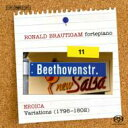Composer: Ha Line - 【送料無料】 Beethoven ベートーヴェン / ピアノ独奏曲全集第11集〜変奏曲集第1集 ブラウティハム(フォルテピアノ) 輸入盤 【SACD】