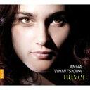 Composer: Ra Line - 【送料無料】 Ravel ラベル / 夜のガスパール、鏡、亡き王女のためのパヴァーヌ ヴィニツカヤ 輸入盤 【CD】