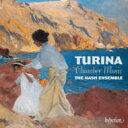 作曲家名: Ta行 - 【送料無料】 トゥリーナ(1882-1949) / 室内楽作品集 ナッシュ・アンサンブル 輸入盤 【CD】
