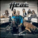 Artist Name: H - H.E.A.T ヒート / Address The Nation 輸入盤 【CD】