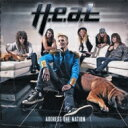 藝人名: H - 【送料無料】 H.E.A.T ヒート / Address The Nation 【CD】