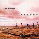 T-SQUARE ティースクエア / R・e・s・o・r・t 【CD】