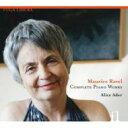 作曲家名: Ra行 - 【送料無料】 Ravel ラベル / ピアノ独奏曲全集 アデール(2CD)(日本語解説付) 【CD】