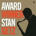 Stan Getz スタンゲッツ / Award Winner (180グラム重量盤レコード) 【LP】