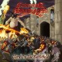 【送料無料】 Crimson Shadows (Metal) / Glory On The Battlefield 【CD】