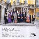 【送料無料】 Mozart モーツァルト / 交響曲全集 ホグウッド&エンシェント室内管弦楽団(19CD) 輸入盤 【CD】