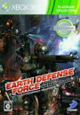 XBOX360ソフト / EARTH DEFENCE FORCE: INSECT ARMAGEDDON プラチナコレクション 【GAME】