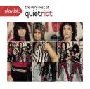 藝人名: Q - Quiet Riot クワイエットライオット / Playlist: The Very Best Of Quiet Riot 【CD】