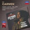 Bizet ビゼー / 『カルメン』全曲 小澤征爾&フランス国立管、ノーマン、フレーニ、他(1988 ステレオ)(2CD) 輸入盤 【CD】