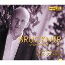 作曲家名: Ha行 - 【送料無料】 Bruckner ブルックナー / 交響曲第1番、第2番、第3番(キャラガン版) シャラー&フィルハーモニー・フェスティヴァ(3CD) 輸入盤 【CD】