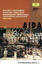 Verdi ベルディ / 歌劇『アイーダ』全曲 レヴァイン&メトロポリタン歌劇場、ミッロ、ドミンゴ、ミルンズ、他 【DVD】