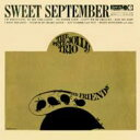 Artist Name: P - Pete Jolly ピートジョリー / Sweet September 【CD】