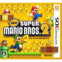 ニンテンドー3DSソフト / New スーパーマリオブラザーズ2 【GAME】