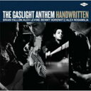 Artist Name: G - Gaslight Anthem / Handwritten 輸入盤 【CD】
