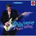 Artist Name: P - Philip Sayce / Peace Machine 【CD】