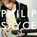 Artist Name: P - Philip Sayce / Inner Evolution 【CD】
