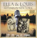 Artist Name: E - 【送料無料】 Ella Fitzgerald/Louis Armstrong / Autumn In New York 〜super Audio Best 輸入盤 【SACD】