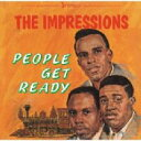 Artist Name: I - Impressions インプレッションズ / People Get Ready 【SHM-CD】