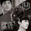 Kim Hyung Jun (SS501 末っ子) キムヒョンジュン / ESCAPE 【CD DVD 2】 【CD】