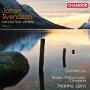 作曲家名: Sa行 - 【送料無料】 スヴェンセン(1840-1911) / 管弦楽作品集第2集 ネーメ・ヤルヴィ&ベルゲン・フィル、モルク 輸入盤 【CD】
