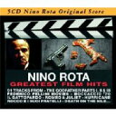 【送料無料】 Nino Rota ニーノロータ / Complete Movie Hits 輸入盤 【CD】