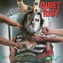 Artist Name: Q - 【送料無料】 Quiet Riot クワイエットライオット / Condition Critical 輸入盤 【CD】