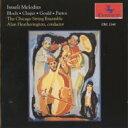 【送料無料】 Israel Melodies: Heatherington / Chicago String Ensemble 輸入盤 【CD】