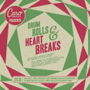 Artist Name: C - 【送料無料】 Caro Emerald / Drum Rolls & Heart Breaks 輸入盤 【CD】