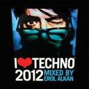 藝人名: E - Erol Alkan / I Love Techno 2012 輸入盤 【CD】