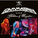 艺人名: G - Gamma Ray ガンマレイ / Skeletons & Majesties Live 輸入盤 【CD】