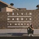 艺人名: C - Calvin Harris カルビンハリス / 18 Months 輸入盤 【CD】