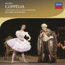 管弦乐 - Delibes ドリーブ / ドリーブ:『コッペリア』全曲、マスネ:『鐘』全曲 ボニング&スイス・ロマンド管、ナショナル・フィル(2CD) 輸入盤 【CD】