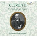 【送料無料】 Clementi クレメンティ / ソナタ全集 マストロプリミアーノ(フォルテピアノ)(18CD) 輸入盤 【CD】