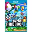 【送料無料】 Game Soft (Wii U) / New スーパーマリオブラザーズ U 【GAME】