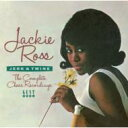 Artist Name: J - Jackie Ross / Jerk & Twine - The Complete Chess Recordings 輸入盤 【CD】