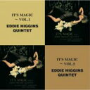 爵士 - Eddie Higgins/Scott Hamilton/Ken Peplowski / It's Magic: Vol.1 / It's Magic: Vol.2 【CD】