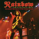 Artist Name: R - 【送料無料】 Rainbow レインボー / Rainbow 〜live In Munchen 1977 【CD】