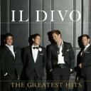 【送料無料】 Il Divo イルディーボ / グレイテスト・ヒッツ(ギフト・エディション 2CD限