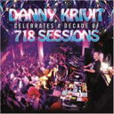 Artist Name: D - Danny Krivit ダニークリビット / Danny Krivit Cerebrates Decade Of 718 Sessions 輸入盤 【CD】