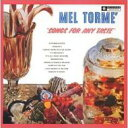 藝人名: M - Mel Torme メルトーメ / Songs For Any Taste 【CD】