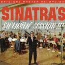 【送料無料】 Frank Sinatra フランクシナトラ / Sinatra's Swingin Session (高音質盤 / 180グラム重量盤レコード / Mobile Fidelity)..