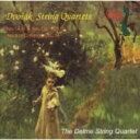 Composer: Ta Line - Dvorak ドボルザーク / String Quartet, 9, 14, : Delme Sq 輸入盤 【CD】