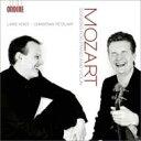 Composer: Ma Line - 【送料無料】 Mozart モーツァルト / ヴァイオリン・ソナタ集 テツラフ、フォークト 輸入盤 【CD】