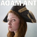 Artist Name: A - 【送料無料】 Adam Ant / Adam Ant Is The Blueblack Hussar In Marrying The Gunner's 輸入盤 【CD】
